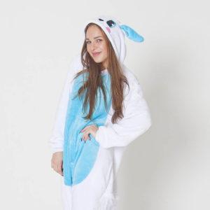 Кигуруми Голубой Зайка